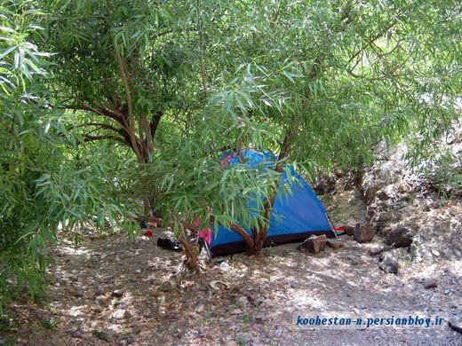 مسیر درکه-جنگل کارا