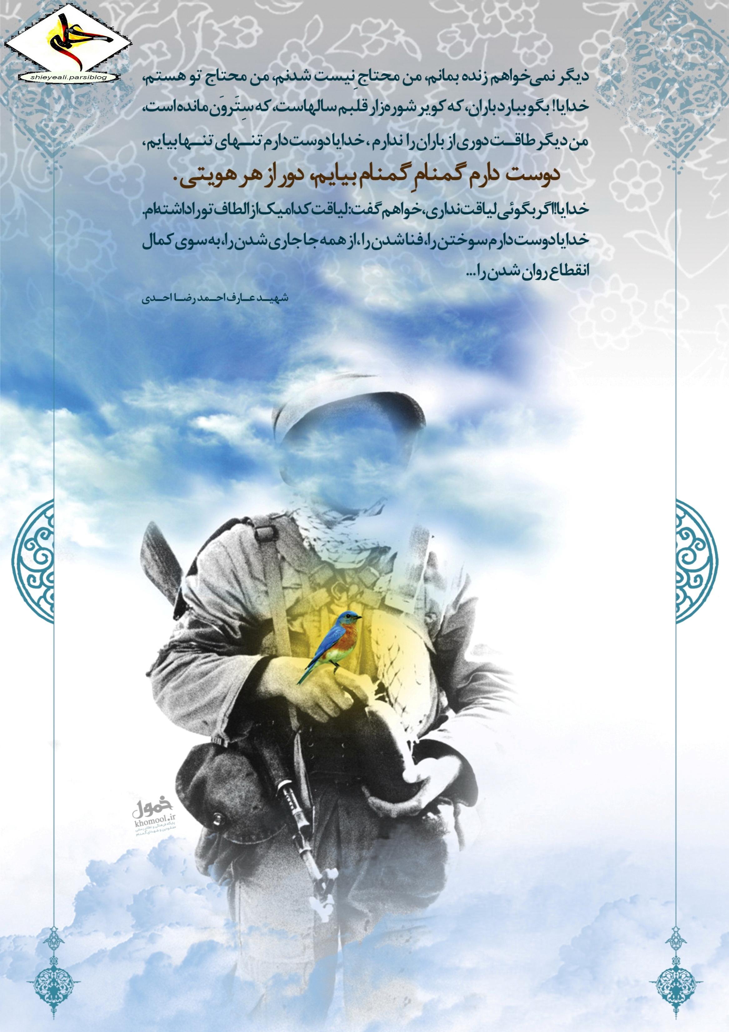احمد رضا احدی