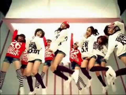 CAMISETAS EXCLUSIVAS PARA SOSHI MEXICO _Girls_Generation_MV