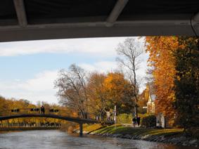 نمای شهر استکهلم