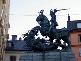 مجسمه سازی در سوئد
