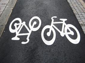 مسیر دوچرخه سواری در استکهلم