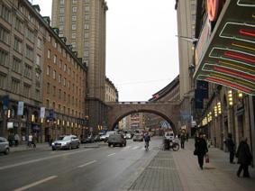 خیابان های خلوت