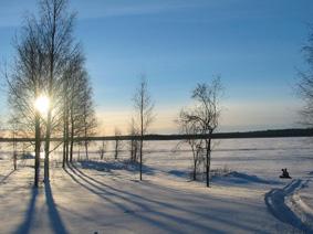 زمستان در سئود