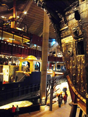 موزه کشتی رانی