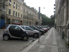 ماشین های الکتریکی در سطح شهر گوتنبرگ