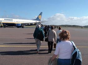 فرودگاه گوتنبرگ