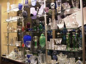 فروشگاه بلور در سوئد