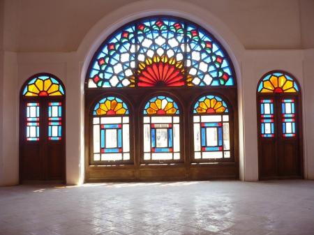 عکسی دیگر از خانه های تاریخی کاشان