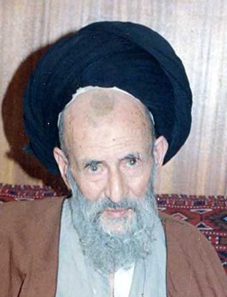 آیةالله سیداحمد خوانساری