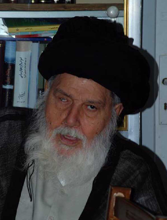 آیةالله سیدعباس کاشانی