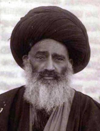 آیةالله سیدعبدالله بهبهانی