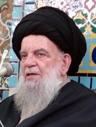آیةالله سیدعزالدین زنجانی