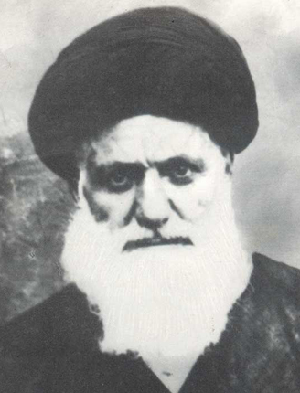 آیةالله سیدمحسن امین