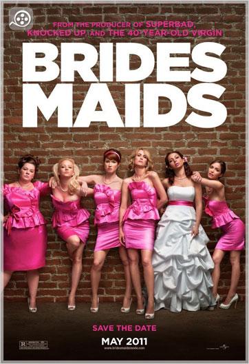 BM دانلود فیلم Bridesmades 2011