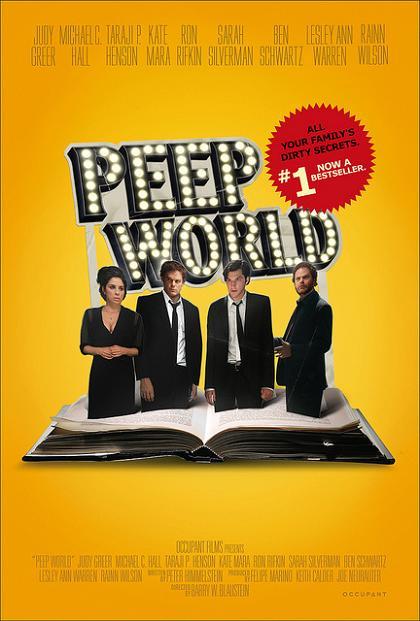 Peep World 2010 UNRATED LIMITED BDRip XviD-TARGET www.1.myashookfilm.in دانلود فیلم با لینک مستقیم