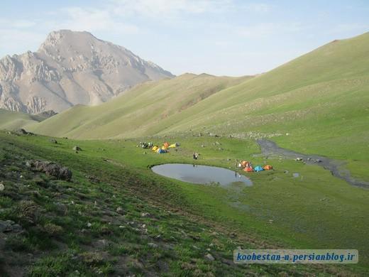 وارنگه رود - آزاد کوه
