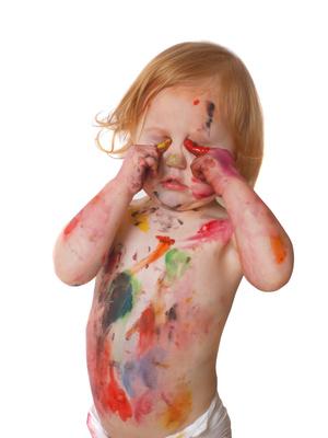 بازی خلاق با کودک یک ساله