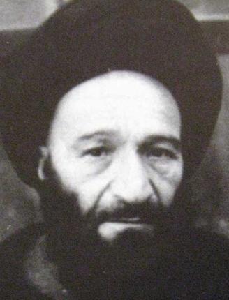 آیةالله سیدمحمود روحانی