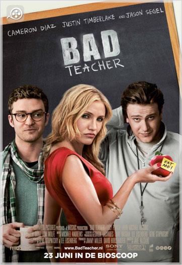 2 دانلود فیلم Bad Teacher 2011