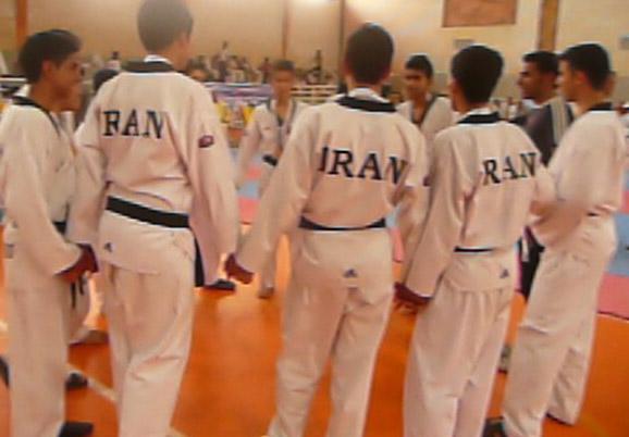 گزارش تصویریمسابقات هان مادانگ (آقایان ) -شهر ابریشم اصفهان -عکس های مسابقات