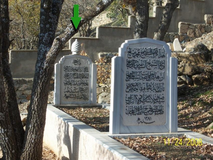 مزار شریف حضرت سید طه نهری شمزینی گیلانی