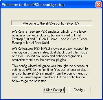 necesitan las BIOS de NTSC y PAL llamadas scph1001.bin y scph7502
