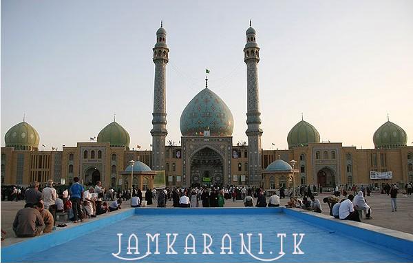 کلبـــه عاشقــان جمکـــران Jamkaran1.tk ll