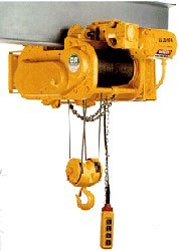 David Round Wire Rope Hoist