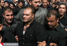 برادر روح الله داداشی تا آخر عمر مشکی میپوشد Jamkaran1.tk ll