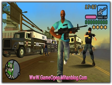 تصاویر بازی GTA 4 - Vice City