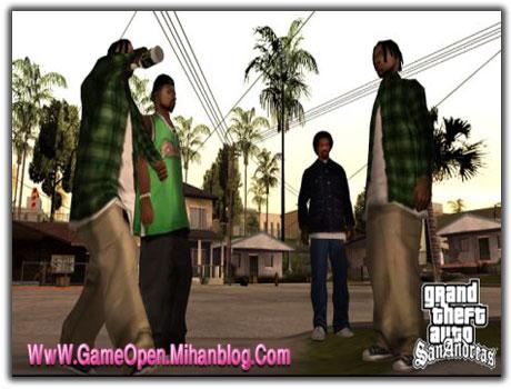 GTA 5 - San Andreas تصاویر بازی
