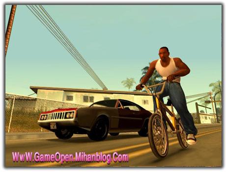 GTA 5 - San Andreas