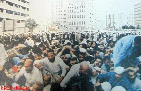 کشتارحجاج سال66توسط خاندان آل سعود