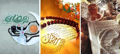 مجموعه تصاویر زیبا و دیدنی ویژه ماه مبارک رمضان