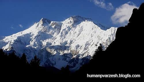 کوه نانگاپارپات