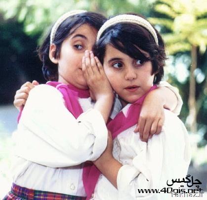 عکس جدید از خواهران غریب