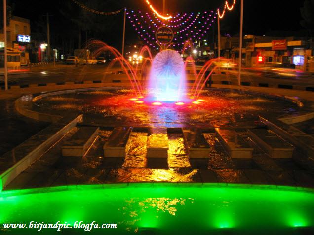 میدان امام بیرجند