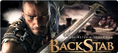 نهایت گرافیک در بازی BackStab v.1.00 آیفون www.nokia5700.blogsky.com