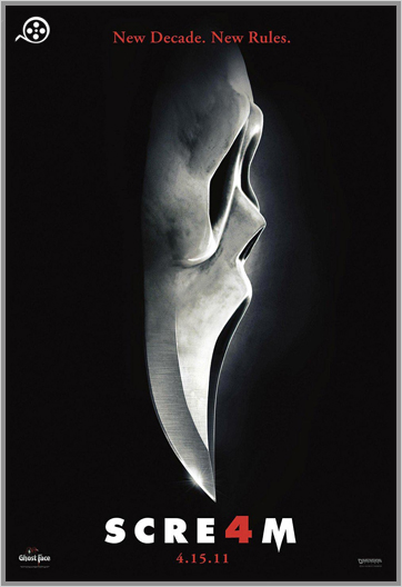 SCRM دانلود فیلم Scream 4 2011
