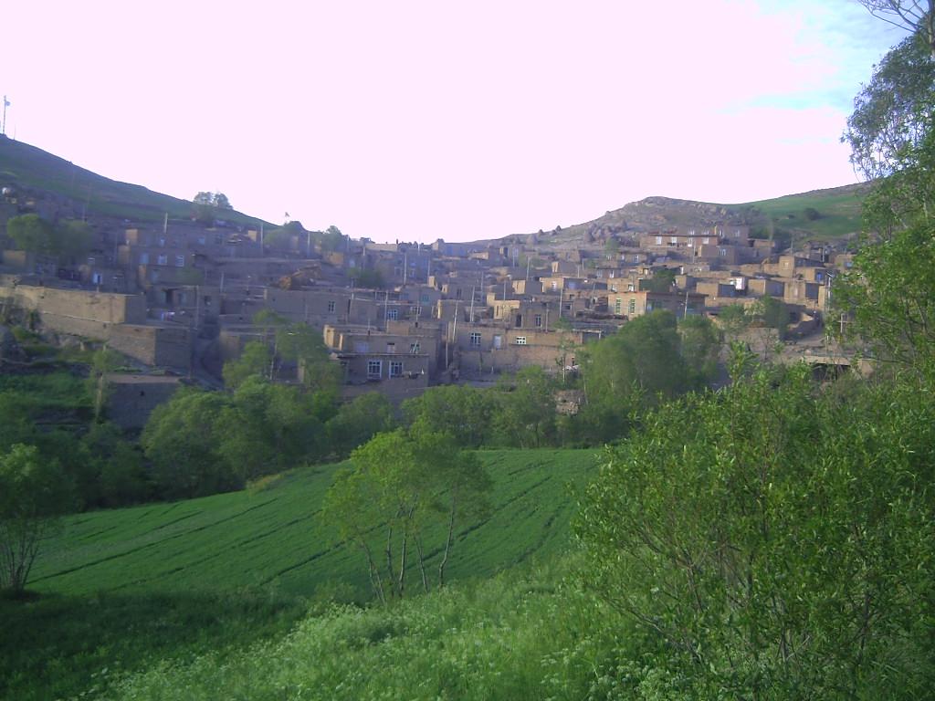روستای كلی قوزی