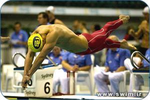 آمادگی جسمانی در شنا