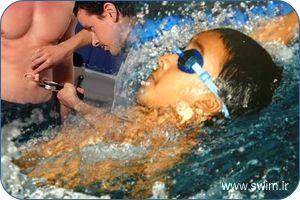 استعدادیابی در شنا