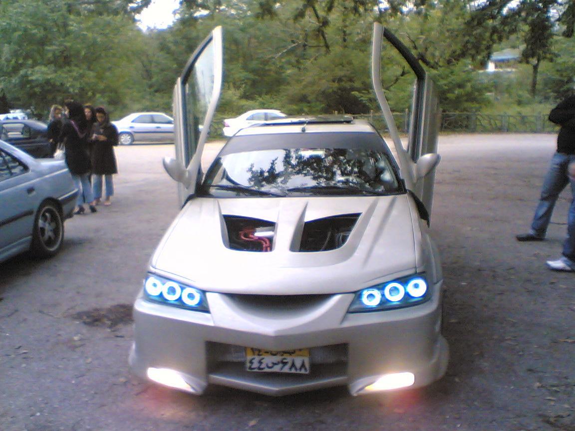 عکس ماشین های اسپرت(ایرانی) 1