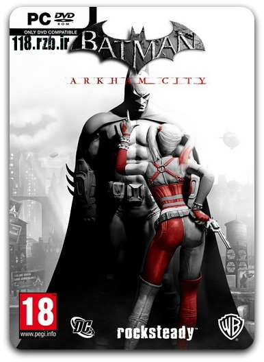 Batman : Arkham City DLC PacK+CracK-P2p