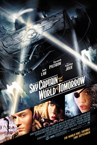 Sky Captain & the World of Tomorrow 2004 720p MKV AVI دانلود فیلم