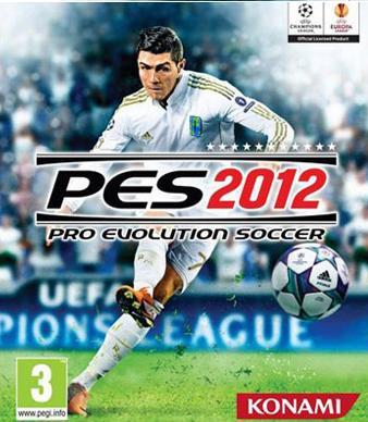دانلود بازی PES 2012 برای موبایل با فرمت جاوا