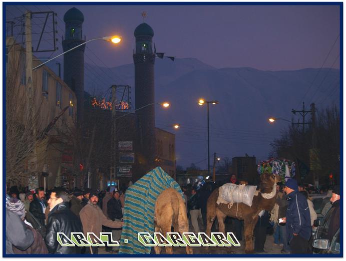 شب تاسوعا 1389