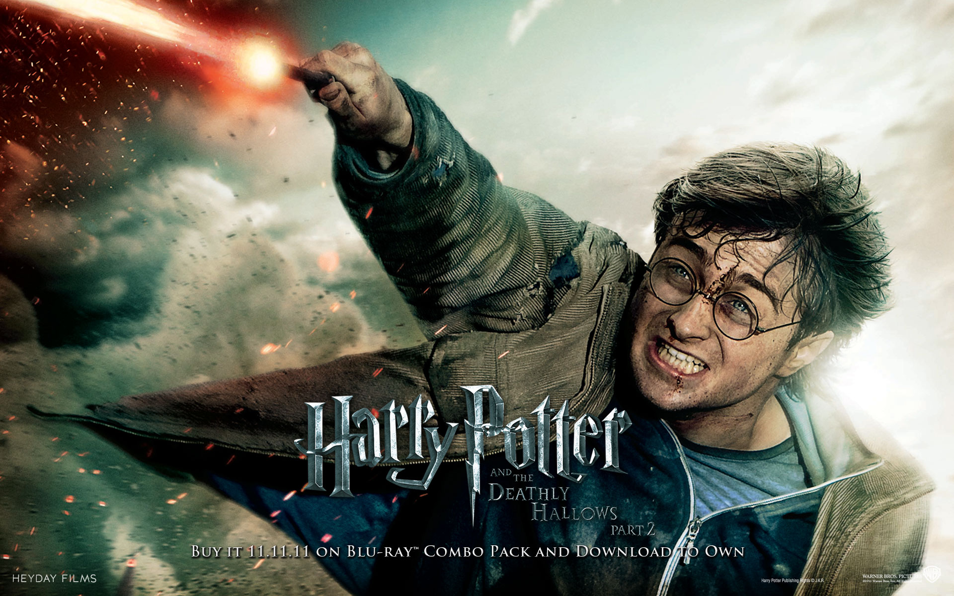 هری در حال جنگ