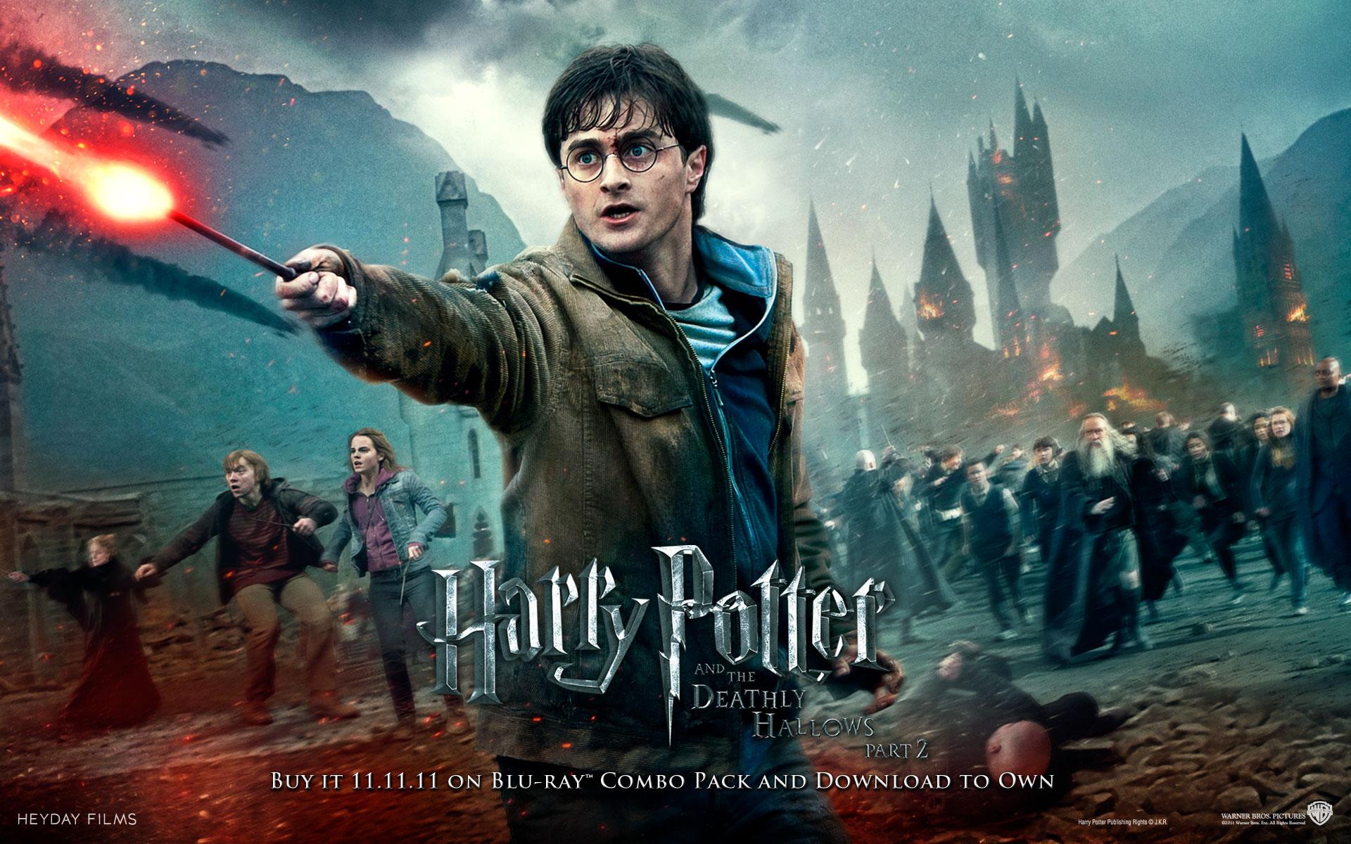هری پاتر در حال جنگ